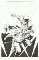 Rocketeer-Spirit #1 Cover